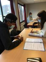 2A Projectenwerking - Moderne talen en wetenschappen